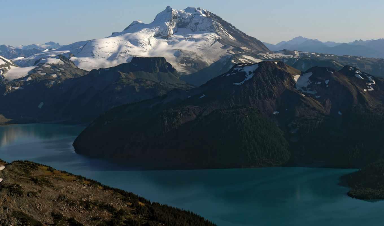 озеро, гарибальди, природа, desktop, high, ivanandreevich, free,