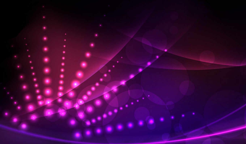 , широкоформатные, круги, абстракция, purple, красивые,