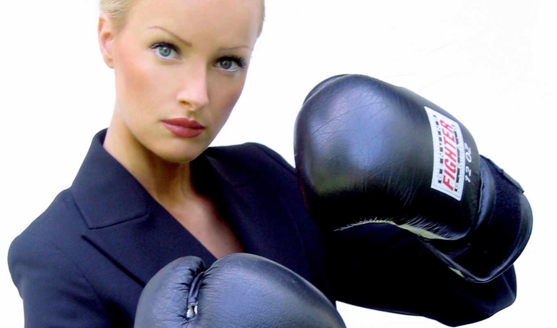mujer, fondos, pantalla, boxeador, tamaño,