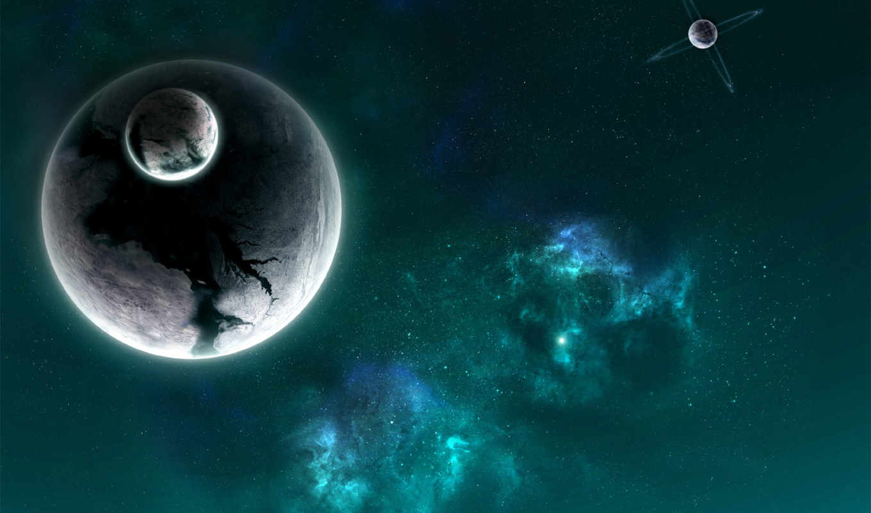 космос, cosmos, planets, universe, только, full, time,