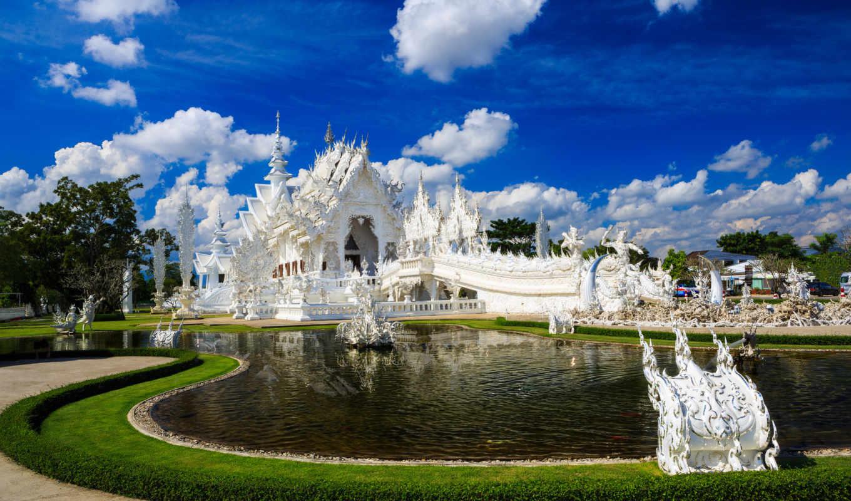 обои, thailand, image, храм, города, 그림, 그리고, 포토그래