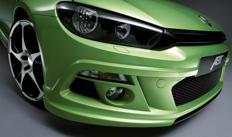 перед, зелень, фольц, смотрите, volkswagen, scirocco, vw, cars, abt, бампер, image, еще, передний,