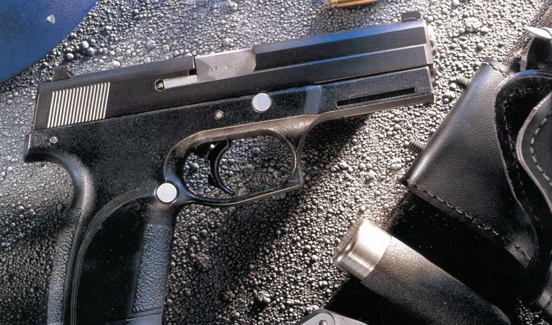 оружие, пистолет, FN, Fourty-Nine