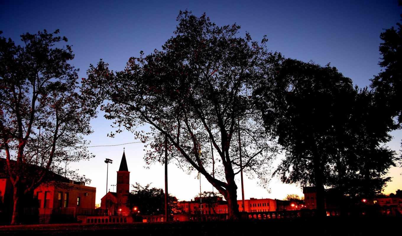 город, town, ночь,
