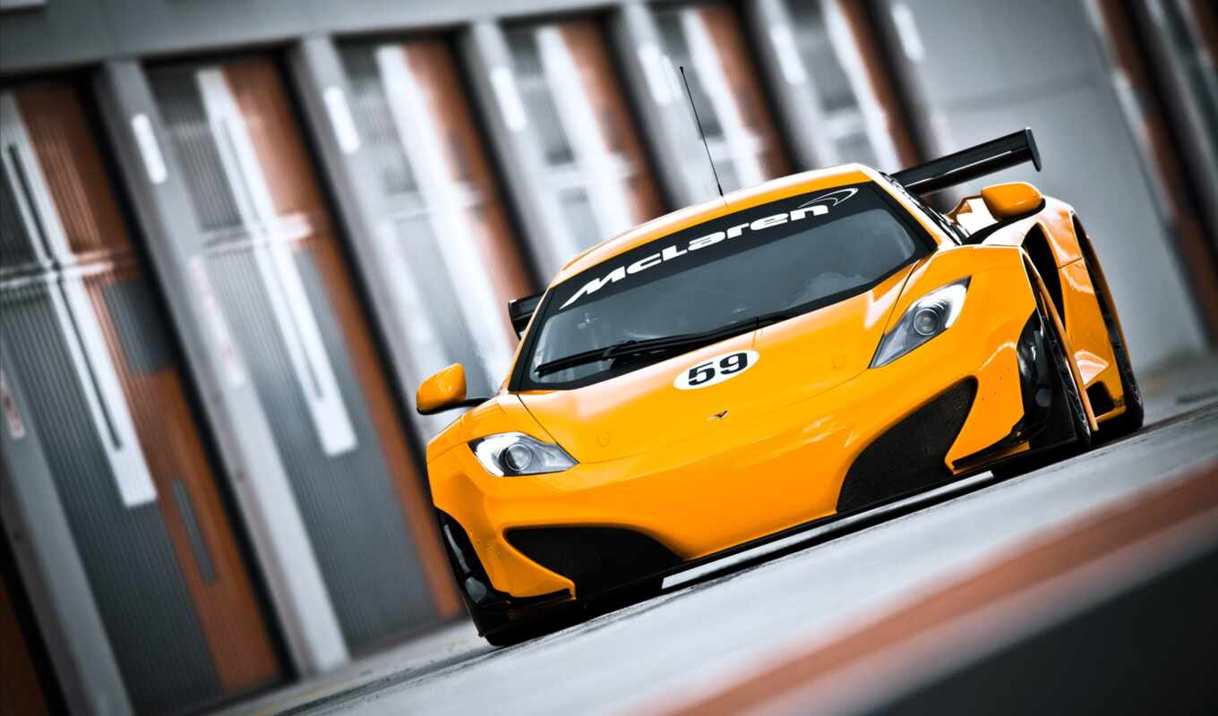 mclaren, racing, car, cars, this,
