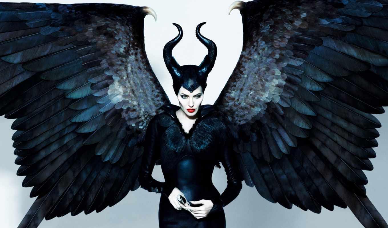 angelina, jolie, малефисента, maleficent,