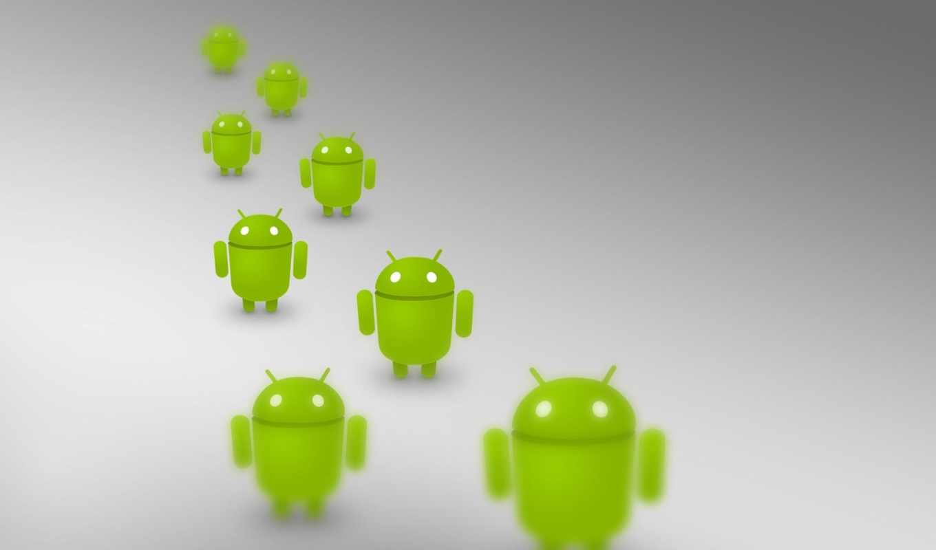 android, droid, logo