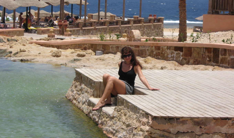 люди, отдых, пляж, coffee, море, pier,