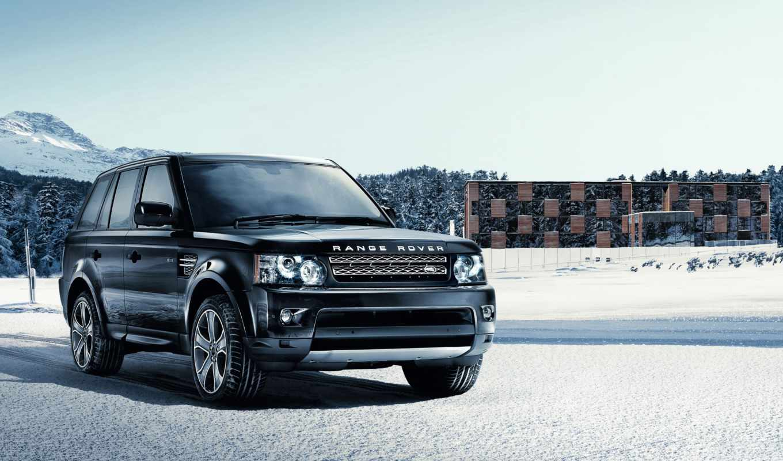 rover, range, спорт, land, discovery,