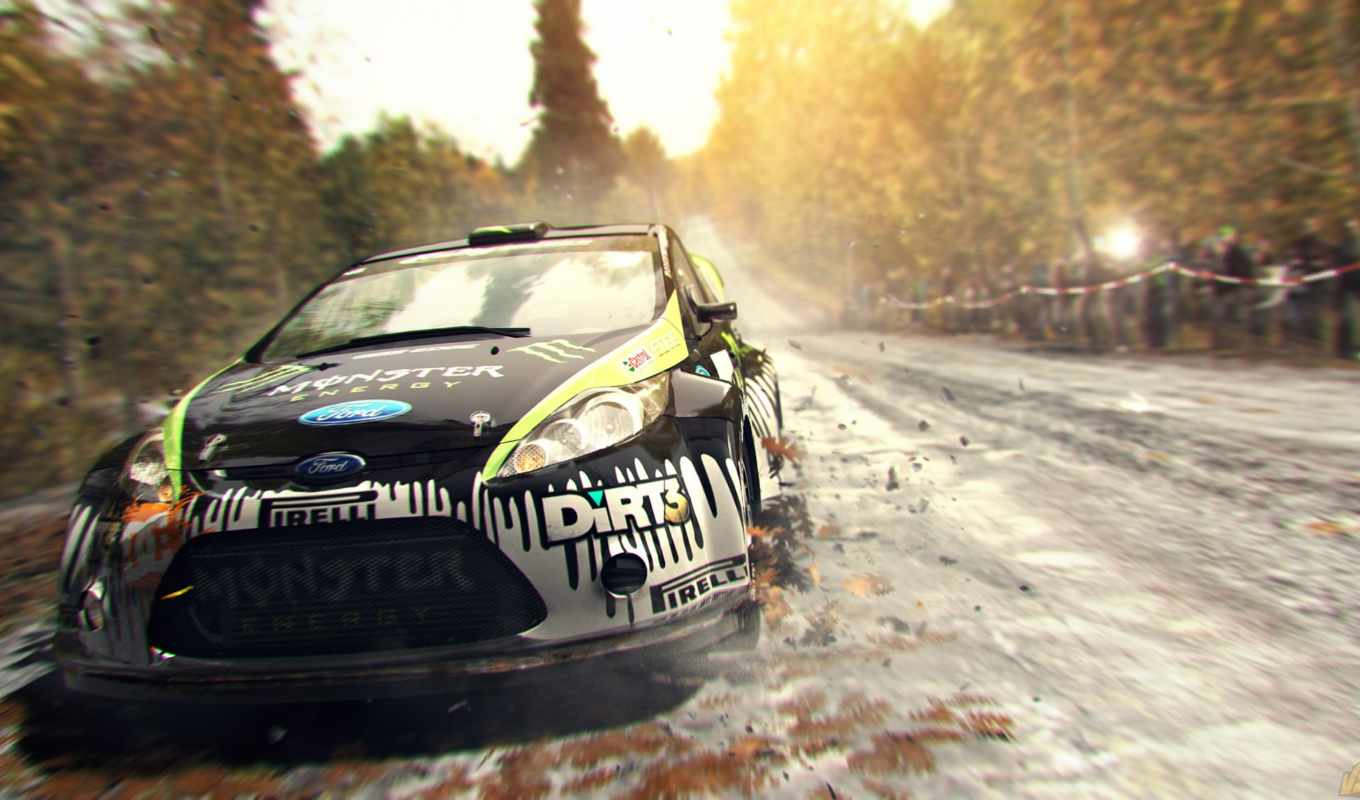 dirt, colin, кб, mcrae, rally, game, игры, ford,