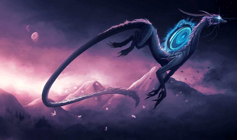 дракон, desktop, free, you,