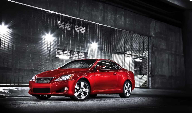 lexus, red, много, автомобили, лексус,