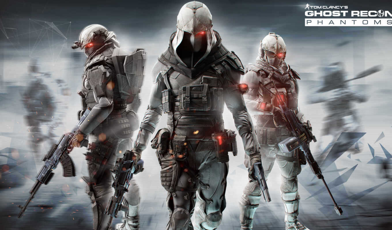 ghost, tom, clancy, recon, phantoms, ubisoft,