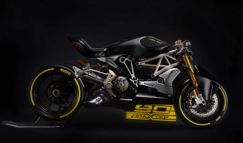 ducati, draxter, concept, мотоцикл, bike, xdiavel, янв, дракстер, дукати, motor,