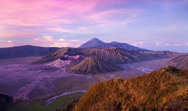остров, java, индонезии, indonesia,