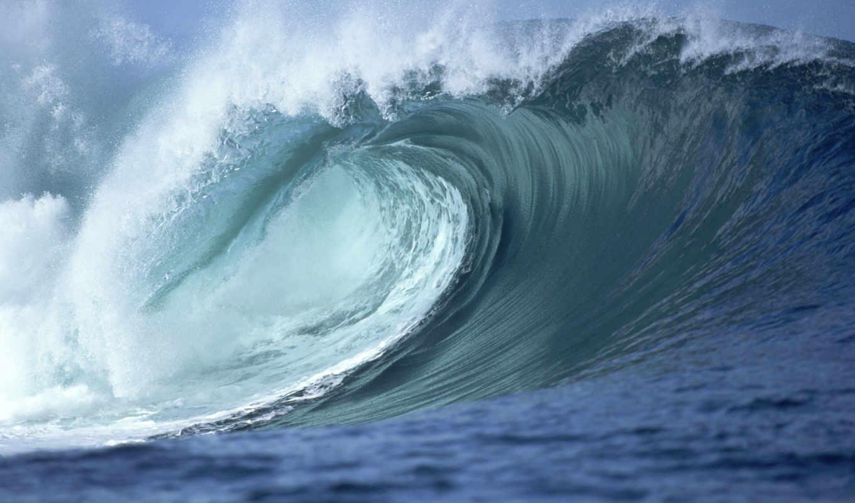 mare, onde, ди, del, sfondi, frasi, per, oceano, sul