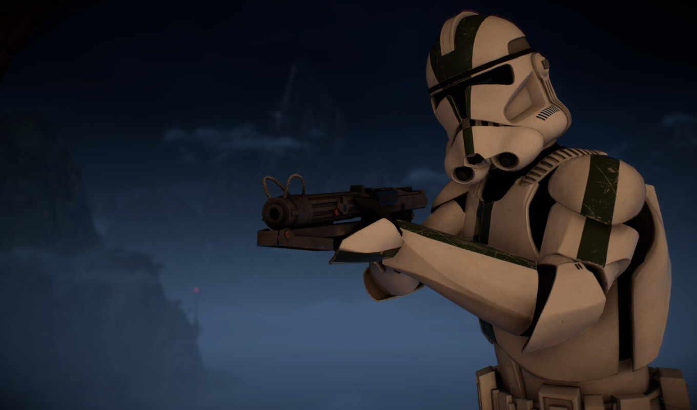 troop, clone