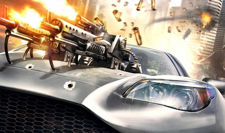 game, car, оружие, авто,