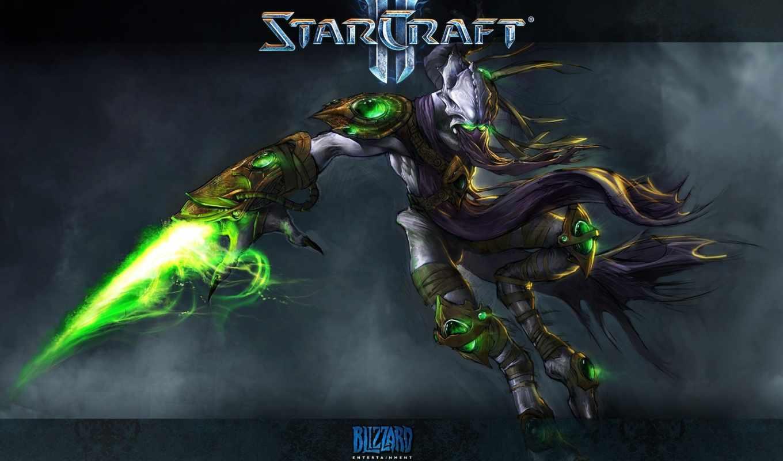 starcraft, zeratul, protoss,