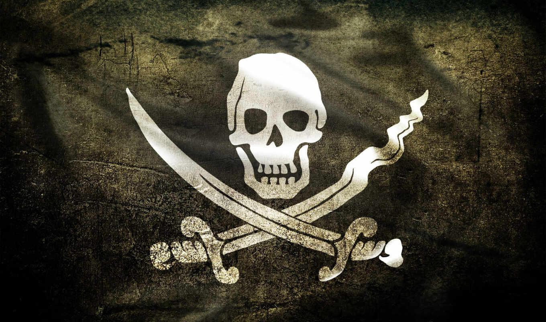 pirate, flag, black, фильм,