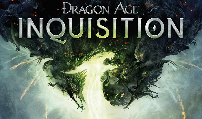 дракон, age, inquisition, xbox,