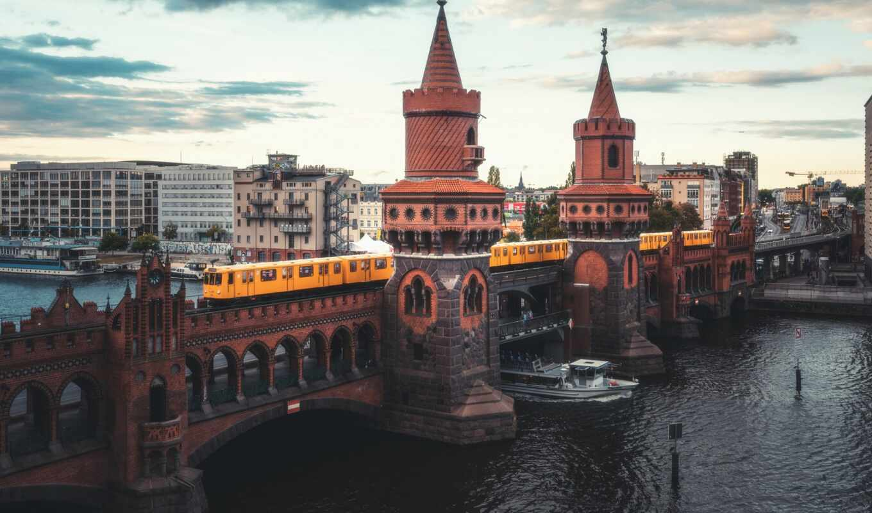 fonwall, dot, pixel, tourist, аттракцион, германия, город, фото