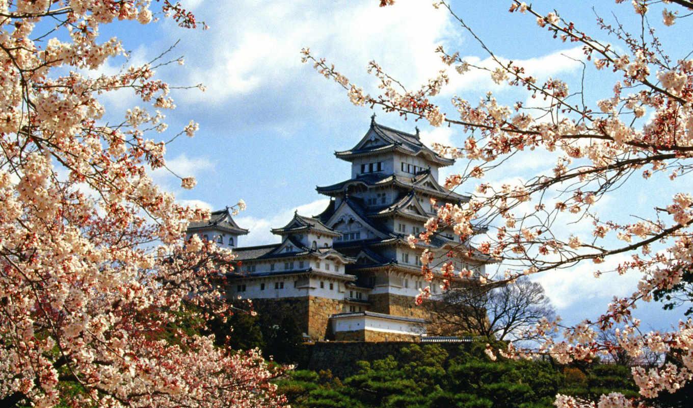 paisajes, himeji, japan, castle, más, este, que, gusta, fondo, this, kinki, yang,