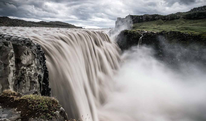 водопад, landscape, природа, водопады, высокого, ручное, река, широкоформатные, ваше, смена, разрешения, горные, размера, горы,