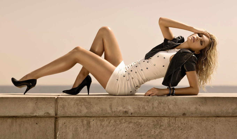 платье, девушка, girls, ножки, обтягивающем,