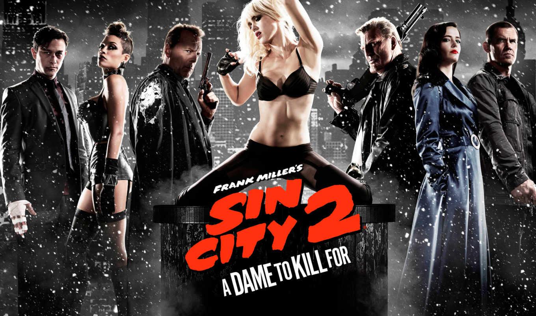 город, грехов, женщина, за, sin, стоит, которой, kill, dame,