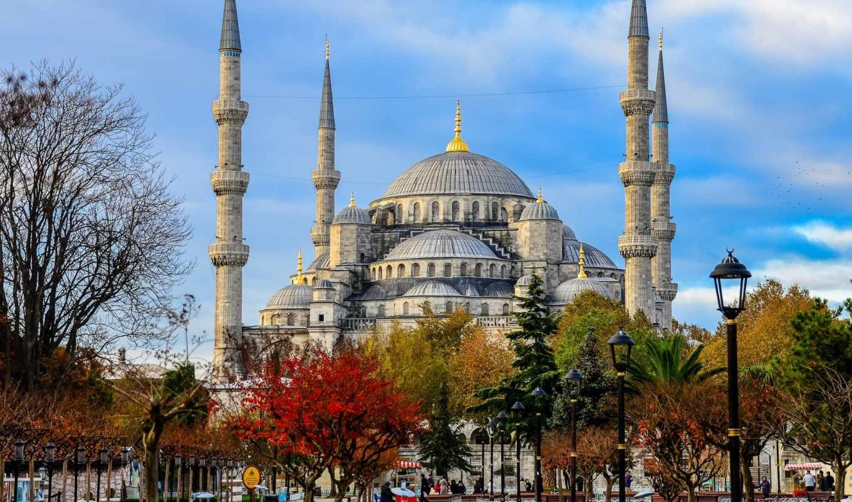 mosque, ahmed, istanbul, sultan, blue, turkey, wallpaper, moschee, hintergrundbilder, mezquita, best, azul, мечеть, net,