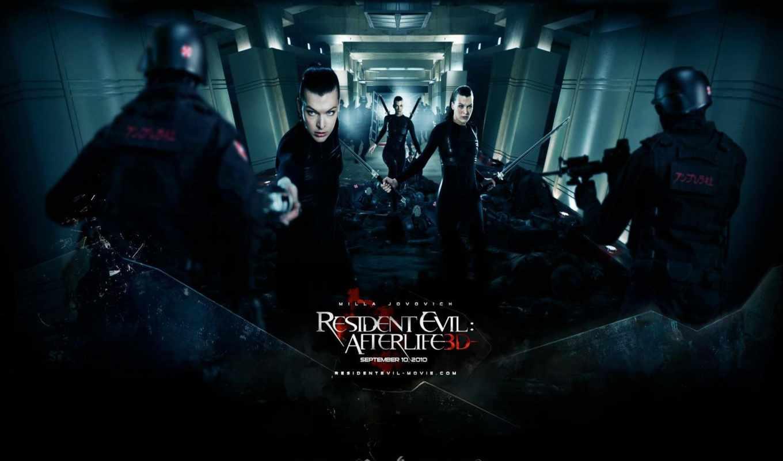 evil, resident, afterlife, milla, jovovich,