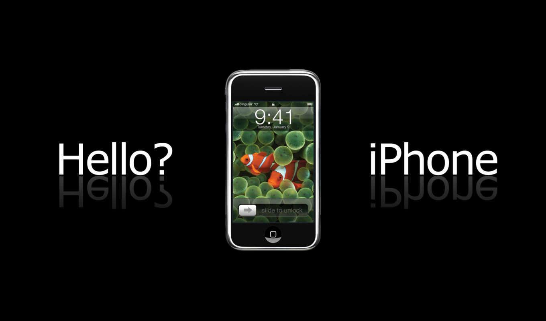 iphone, hello, apple, kitty, gb, широкоформатные,