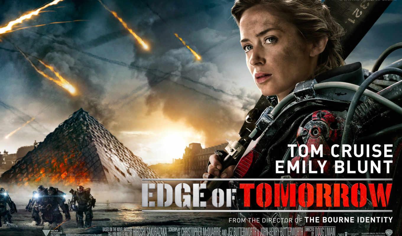 будущего, edge, глаза, tomorrow, сниматься, sci, movie,