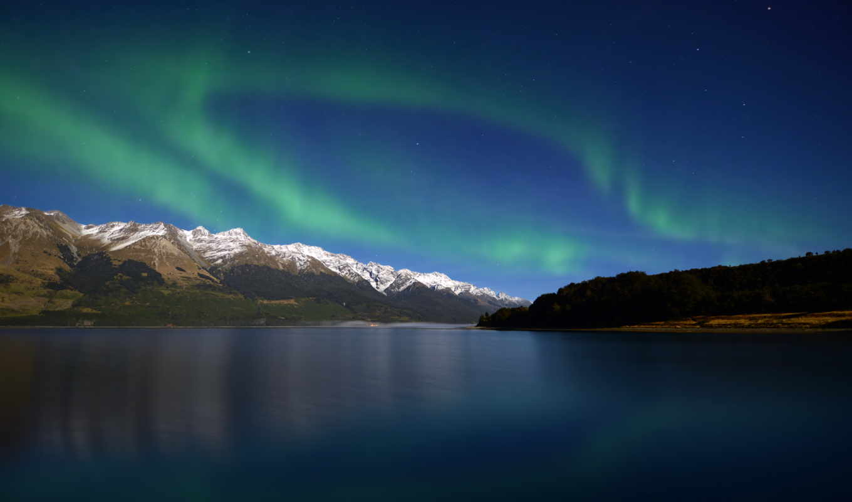 new, zealand, australis, aurora, огни, backpacker, guide, skies,