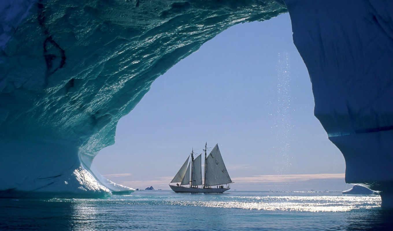 парусник, корабль, море, boat, night, anieto, sky, причал, облака, эти, нояб,