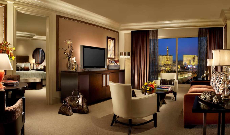 bellagio, las, vegas, отель, hotel, интерьер, design,