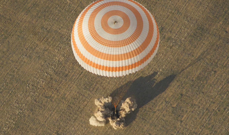 парашютный, космос, открыть, land, kazakhstan, server, биг, посадка, байконур, кс, ну