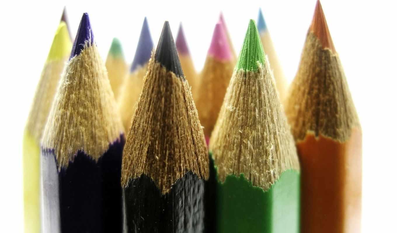 карандаши, цветные, color, pencil,
