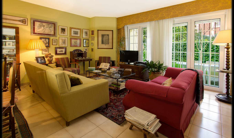 дизайн, интерьер, размере, истинном, диван, посмотреть, обою, чтобы, комната, гостиная,