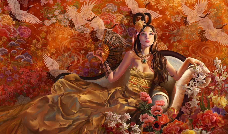 goddess, ирида, радуги,