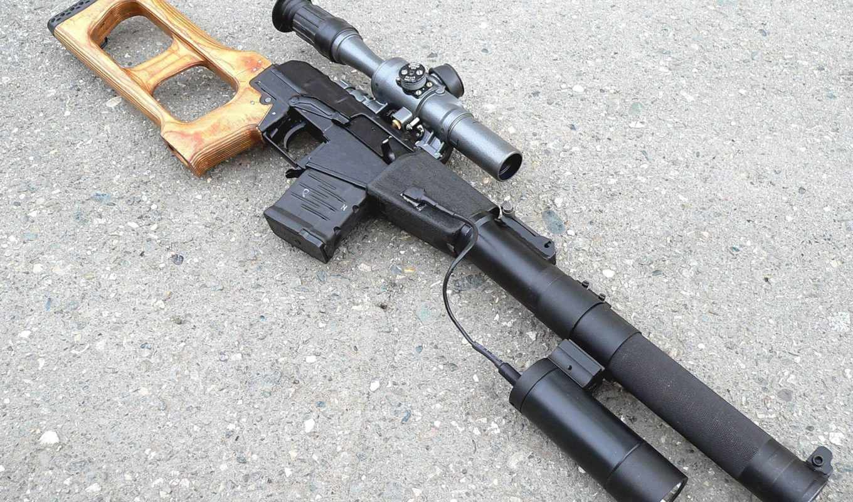 винторез, vss, винтовка, снайперская,ВСК-94,