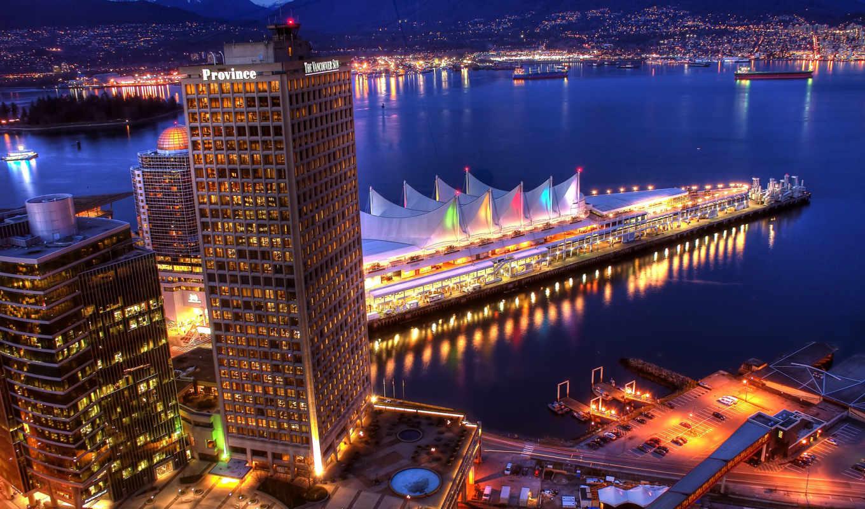 toronto, канада, город, достопримечател, neighborhood, смотреть, картинка,