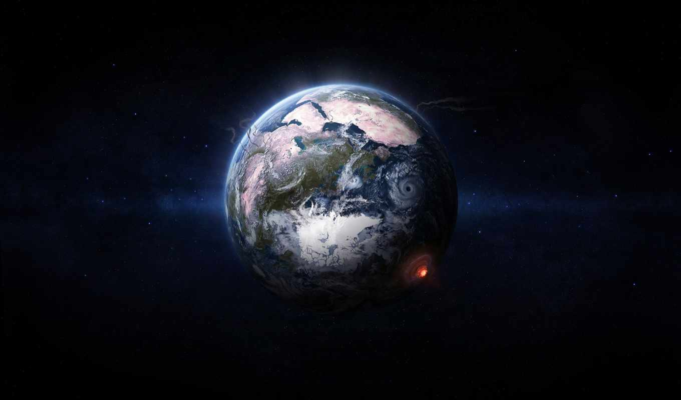 космос, earth, outer, planet, pictures, amazing,