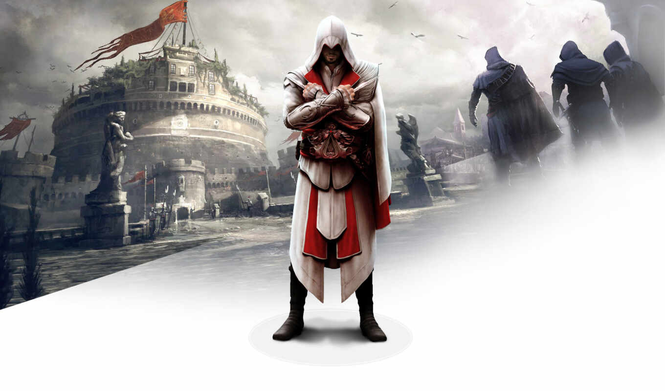 creed, assassin, mobile, assassins, brotherhood, phones, free, high,