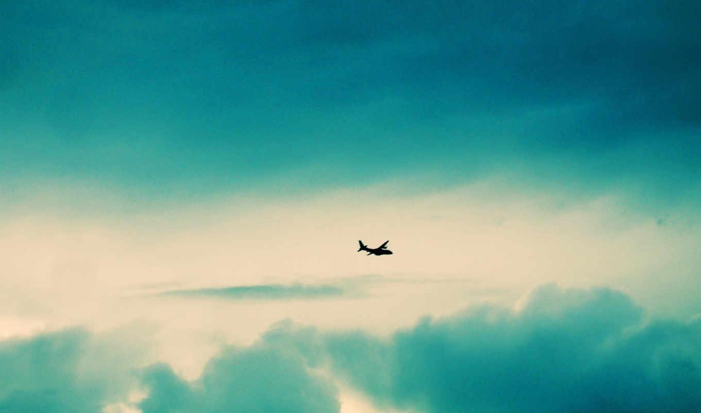 самолёт, небо, облака, plane, авиация, небе, картинка, разрешении, бесплатные, загрузил, mary,