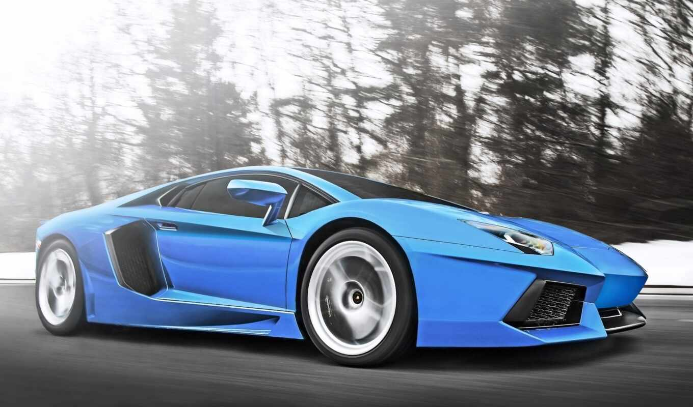 lamborghini, aventador, blue, about, pictures, cars, exotic, supercars, every,