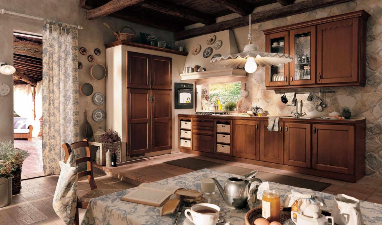 стиле, кухни, kitchen, прованс, design, кухне, только,