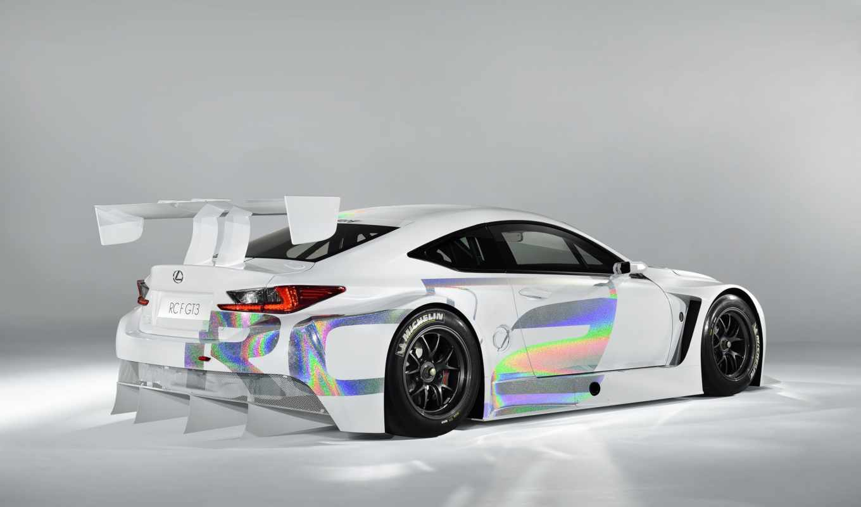 lexus, racing, февр, car, concept, revealed, вид,