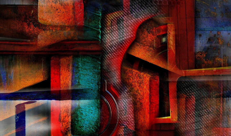grunge, art, abstrakciya, ipad, аннотация,